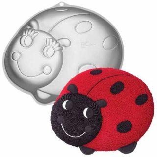 Wilton Marienkäfer Ladybug Backform-0