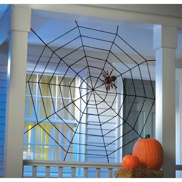 Seil-Spinnennetz-0