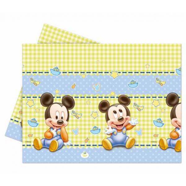 Baby Mickey Tischdecke-0