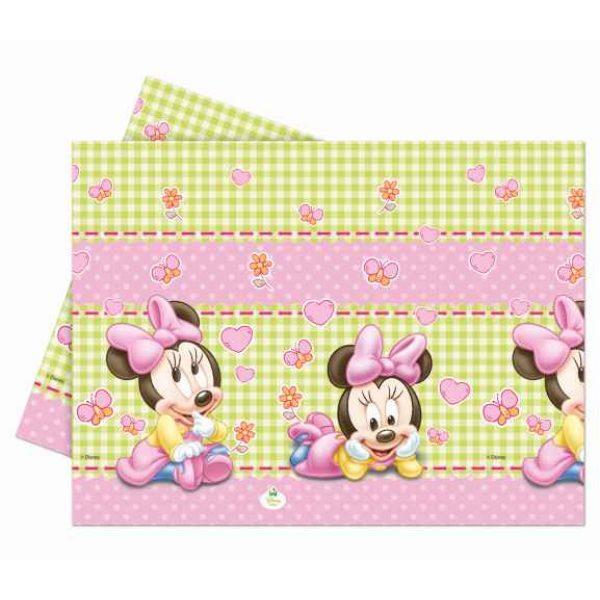 Baby Minnie Tischdecke-0