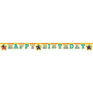 """Findet Dory """"Happy Birthday"""" Girlande-0"""