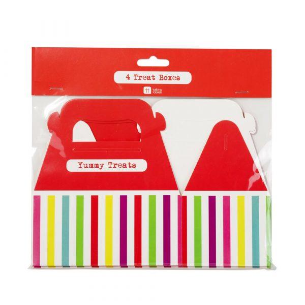 4 Sweet Shop Rainbow Treat Boxes-1354