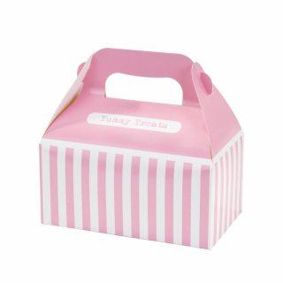 4 Rosa Sweet Shop Treat Boxes-0