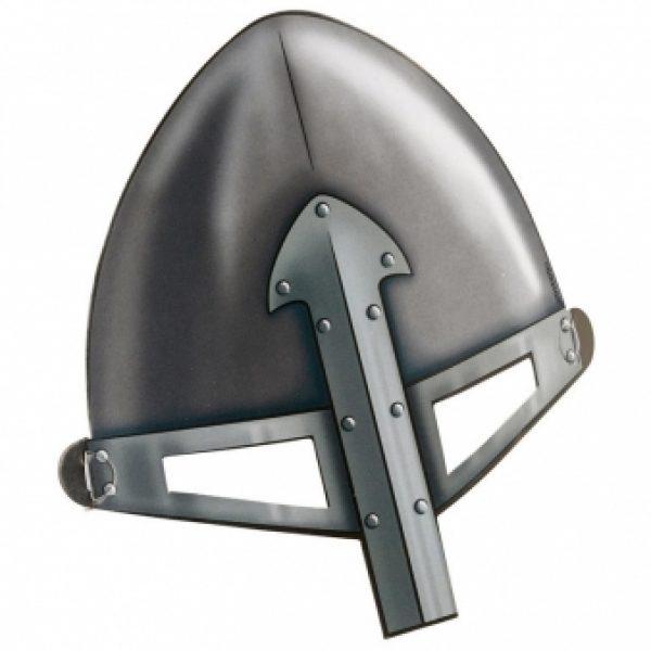 8 Ritter Papphelm Masken-0