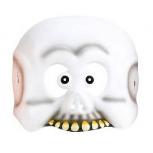 Skelett Maske für Kinder-0