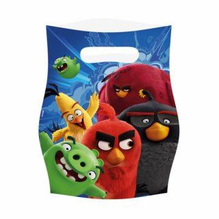 8 Angry Birds Partytüten-0