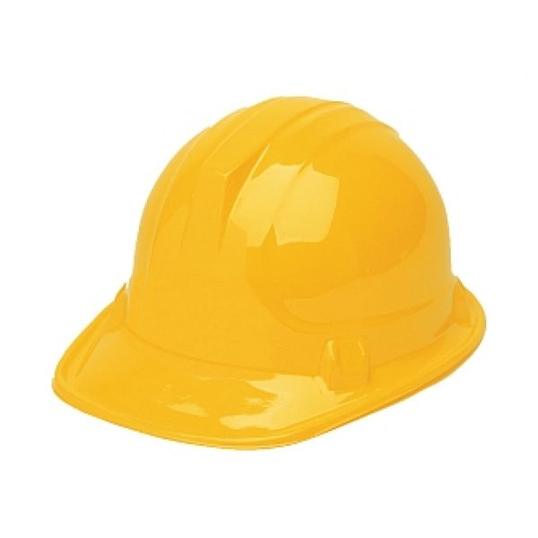 Plastik Bauarbeiterhelm für Kinder-0