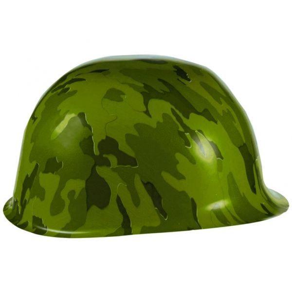Camouflage Army Plastik Helm-0