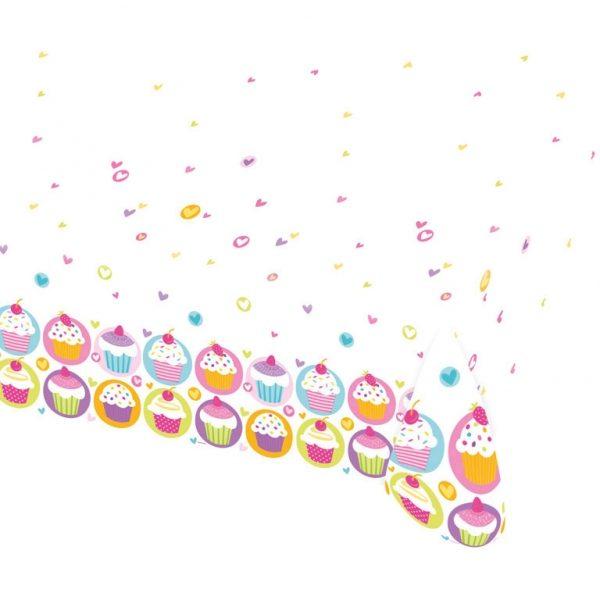 Cupcakes Tischdecke-0