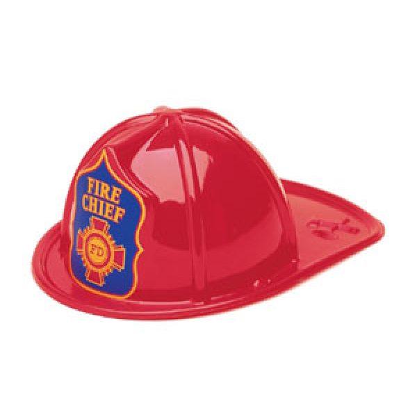 Plastik Feuerwehrhelm für Kinder-0