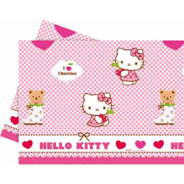 Hello Kitty Tischdecke-0