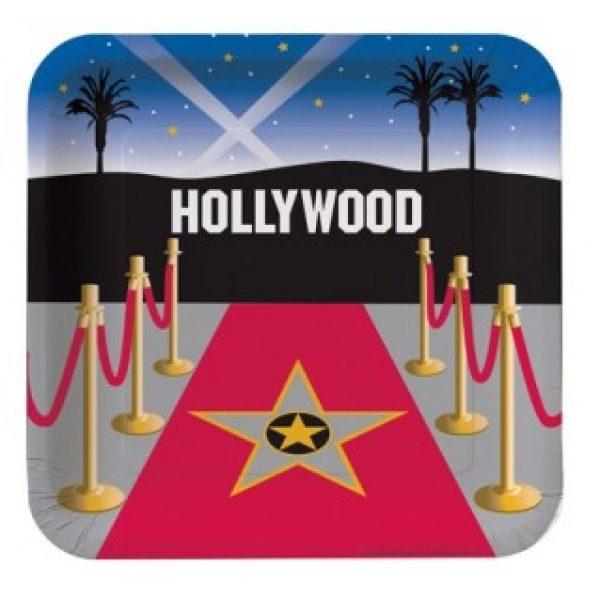 8 Hollywood Pappteller-0