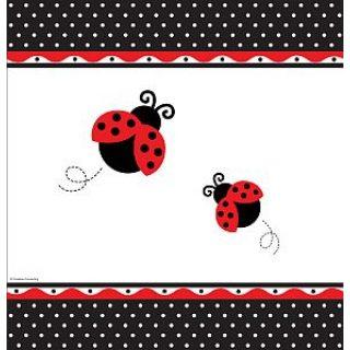 Marienkäfer Ladybug Party Tischdecke-0