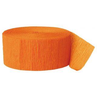 25 m Kreppband Orange-0