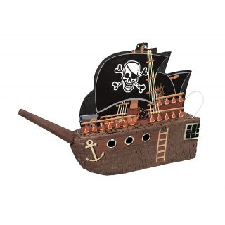 Piratenschiff Piñata -0