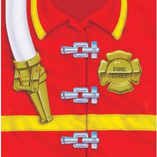 """16 Feuerwehr """"Fire Chief"""" Servietten-0"""