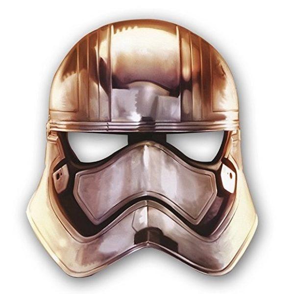 6 Star Wars Storm Trooper Masken-2278