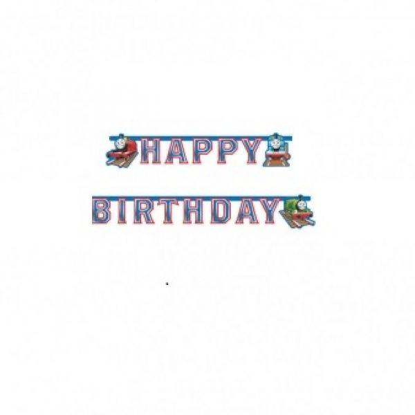 Thomas die Lokomotive Happy Birthday Girlande-0