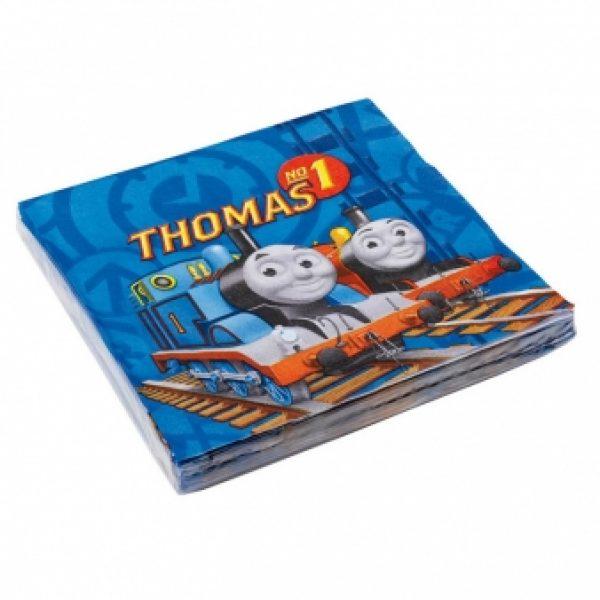 20 Thomas die Lokomotive Servietten-0