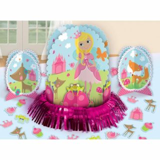 Woodland Prinzessin Tischdekoration Set-0