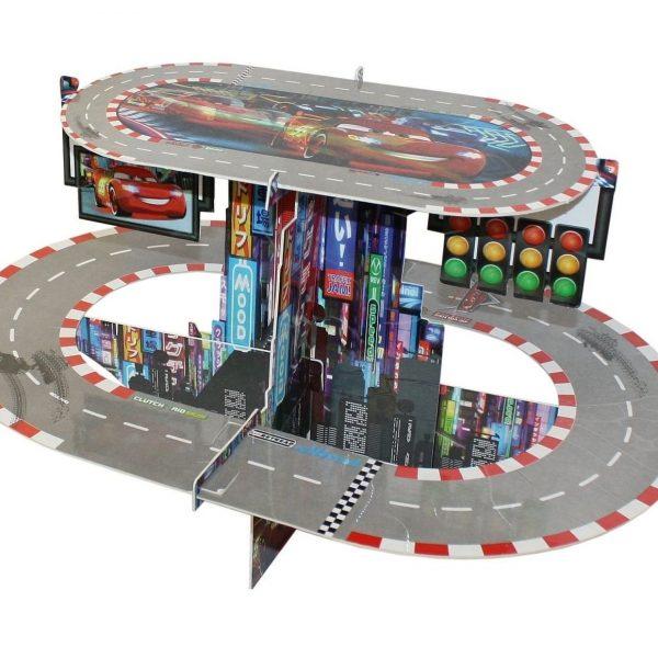 Cars Formula Cupcakeständer-0