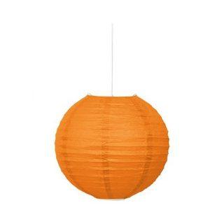 Lampion Orange 25 cm-0