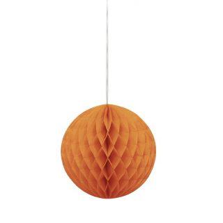 Wabenball Orange 20 cm-0