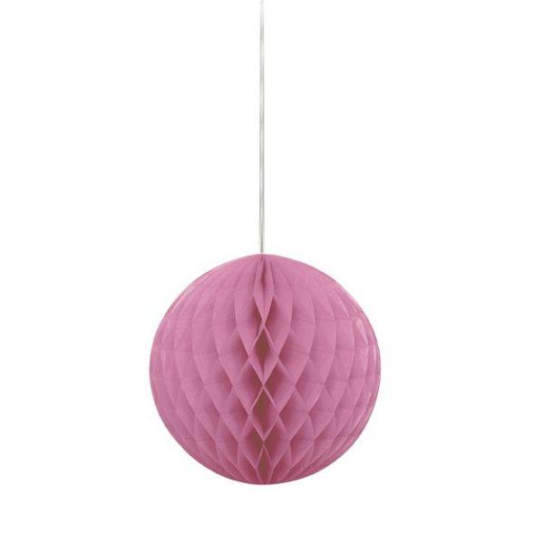 Wabenball Pink 20 cm-0