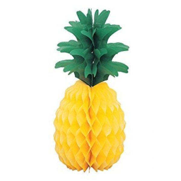 Ananas Wabendekoration Pineapple Sommer Luau Pool Party-0