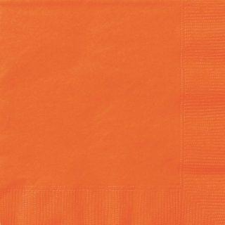 20 Servietten Orange 33 cm-0