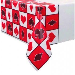 Tischdecke Casino 007 Poker Party-0