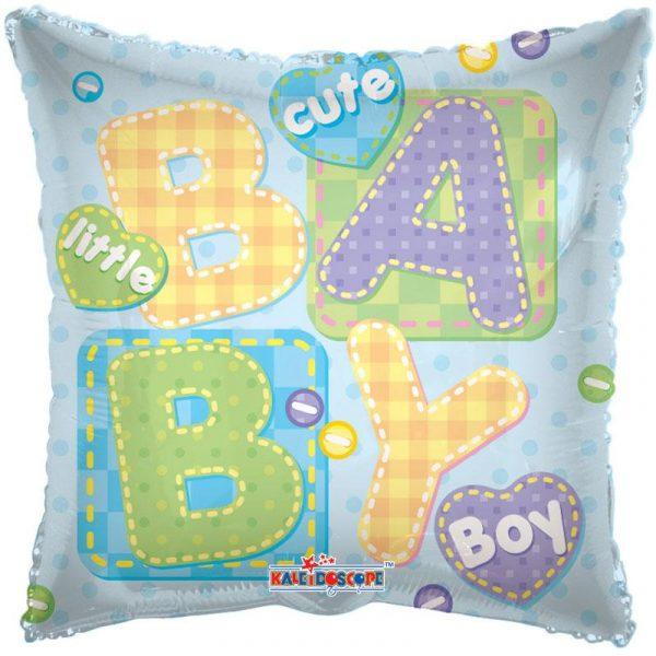It's a Boy Folienballon Pastel Pillow 45 cm -0