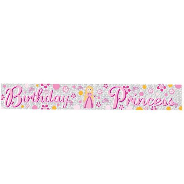 Banner Birthday Prinzessin -0