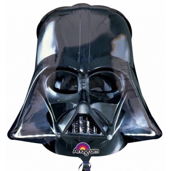 Darth Vader Supershape Folienballon 63 cm -0