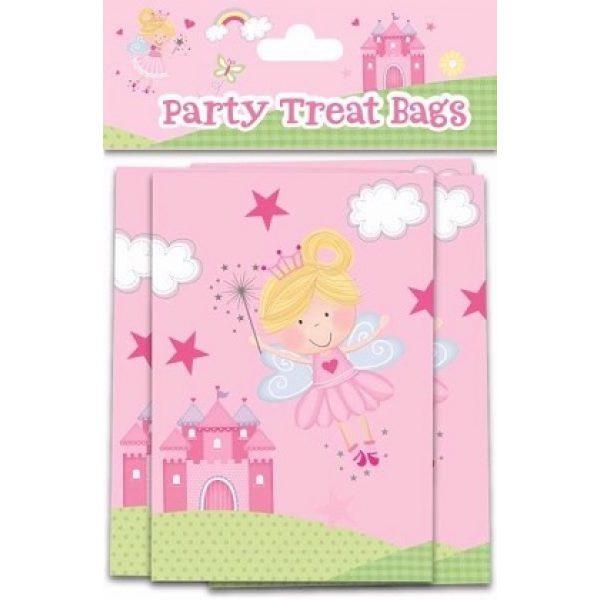 10 Partytüten Fee Prinzessin Party-0