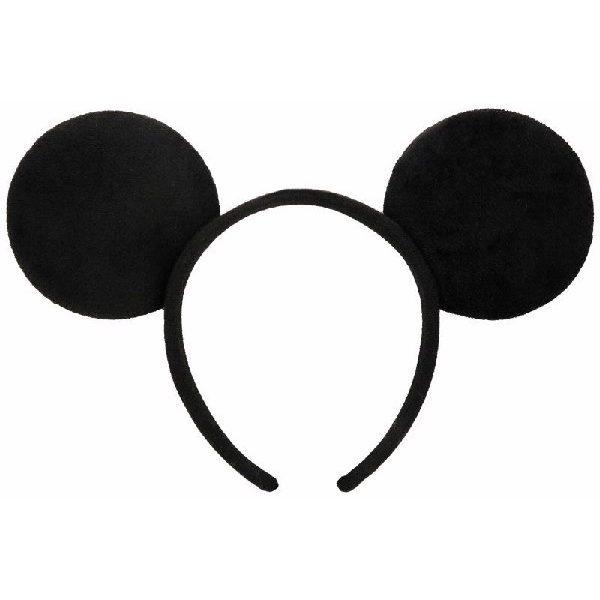 Schwarze Maus Ohren-0