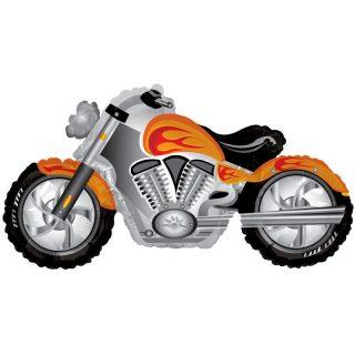 Motorrad Supershape Folienballon 70 cm-0