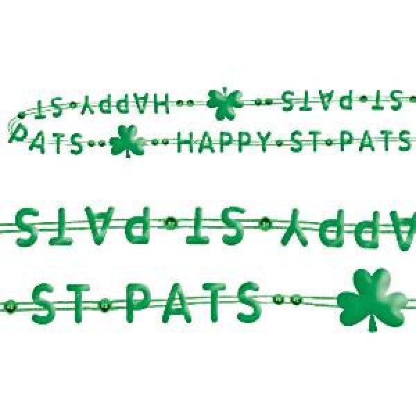 1 Halskette St. Patrick's Day -0
