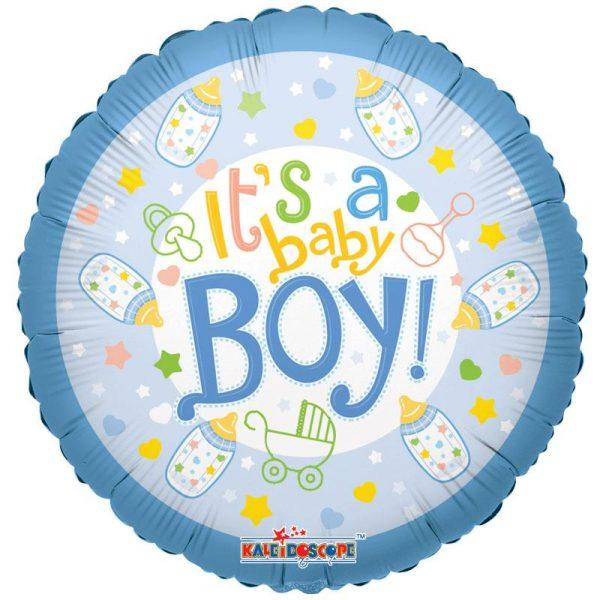 It's a Boy Folienballon 45 cm-0
