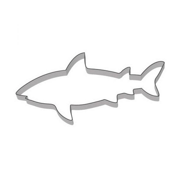 Keksausstecher Haifisch Shark-0