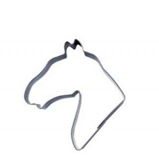 Keksausstecher Pferdekopf-0