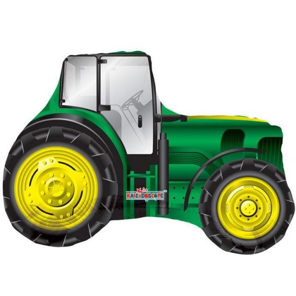 Traktor Supershape Folienballon 70 cm-0