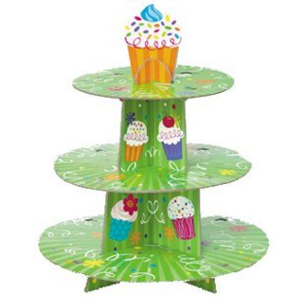 Cupcake Party Muffinständer -0