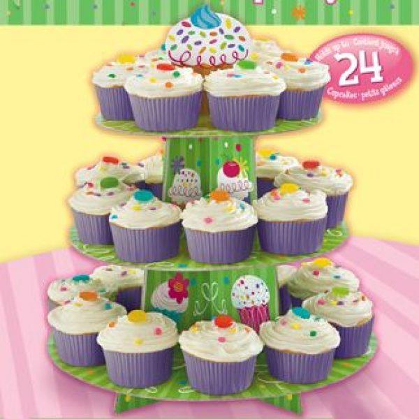 Cupcake Party Muffinständer -4321
