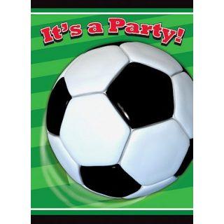 8 Fussball Einladungen-0