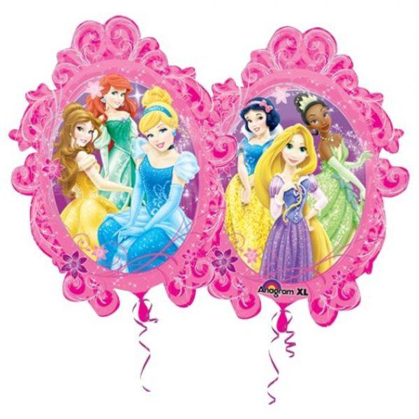 Folienballon Disney Prinzessinnen 2-seitig-0