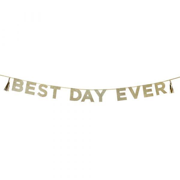Best Day Ever Girlande-0