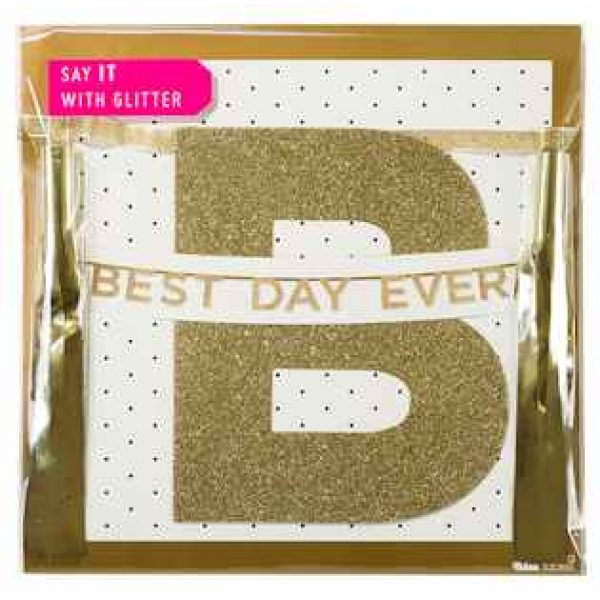 Best Day Ever Girlande-4548