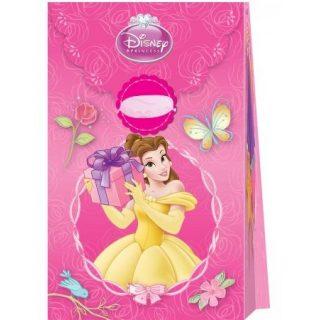 6 Disney Prinzessinnen Partytüten -0
