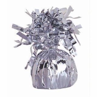 Silberfolie Ballon Gewicht -0